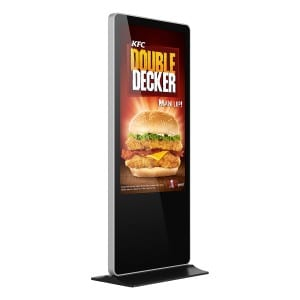 Touchscreen Advertising